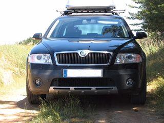 Skoda Scout 2.0 TDI 4X4 5P 140 CV. AÑO 2008