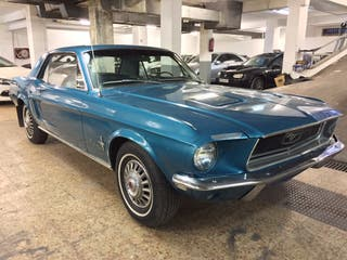 Ford Mustang V8 1968 Aut.