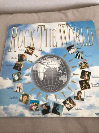 Vinilo Rock The World
