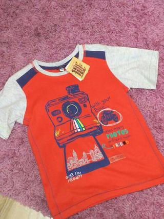 camiseta niño tuc tuc