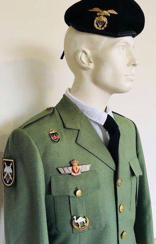 Uniforme Bonito Legion BRIPAC