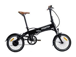 """Bicicleta eléctrica plegable 16"""" batería Litio 36V"""