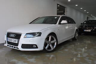 Audi A4 AVANT 2.7TDI 190cv S-LINE Multitronic 2008