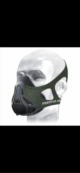 Training mask crossfit hipopsia máscara de entreno