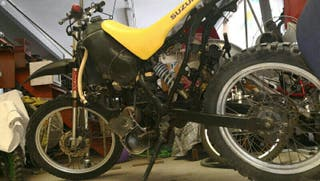 Suzuki cros