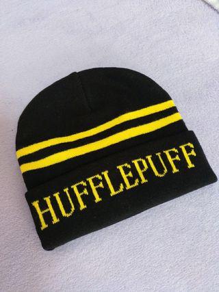 gorro Hufflepuff Harry Potter