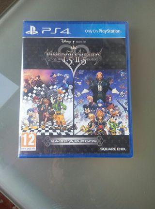 Ps4 Kingdom Hearts Hd 1.5 + 2.5 ReMIX precintado
