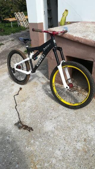Bicicleta MSc nosko
