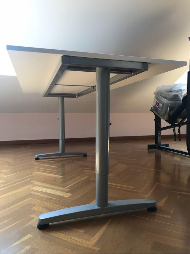 Mesa oficina ikea de segunda mano por 50 € en Molins de Rei - wallapop