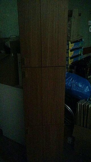 armario colgante