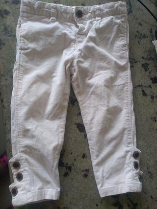 pantalón niña 18_24 meses 86 cm