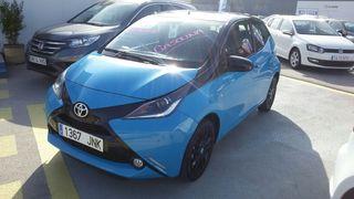 Toyota Aygo 2016 1.0 VVT I XCITE
