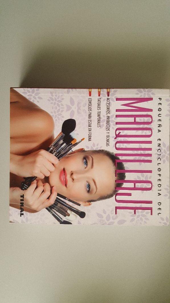 libro maquillaje