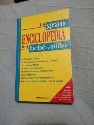 La gran enciclopedia del bebé y el niño