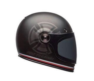 Vendo casco para moto Bullit