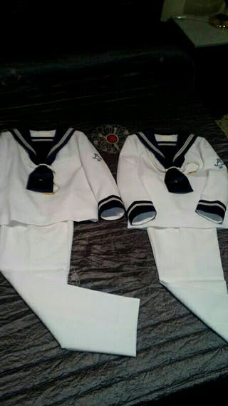 trajes comunion gemelos