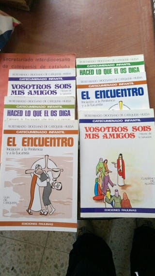 7 Libros catequesis