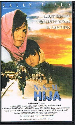 No sin mi Hija ( cinta VHS)