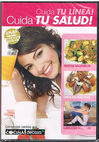 Cuida tu linea! Cuida tu Salud! (DVD Premium)