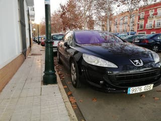 Peugeot 407 coupe 2008