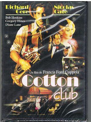 Cotton Club (Pelicula DVD)