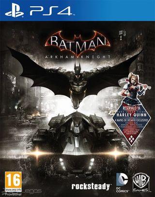 Batman y battlefield
