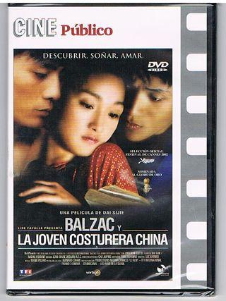 Balzac y la joven costurera china (DVD)