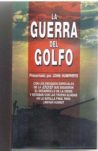 Pelicula sobre la Guerra del Golfo (Cinta VHS)