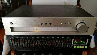 Sintonizador de radio NIKKO NT-790