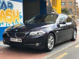 BMW Serie 5 2010 efficient dynamics