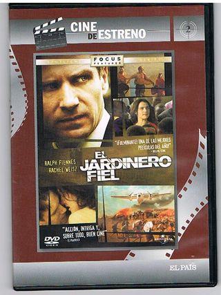 El Jardinero Fiel (DVD)