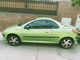 Peugeot 206 cc 2002