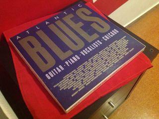 Atlantic Blues caja de 4 cds