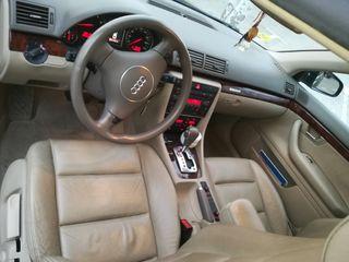 AUDI A4 AVANT 3.0 QUATTRO automát 220CV gasolina