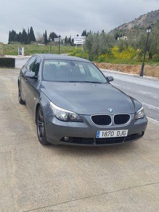 BMW Serie 5 2005 3.0 diesel automático