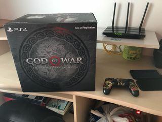 God of war Coleccionista Ps4