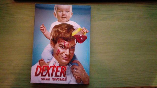 DEXTER 4ª Temporada Ed. Original de segunda mano por 10 € en El Prat ...