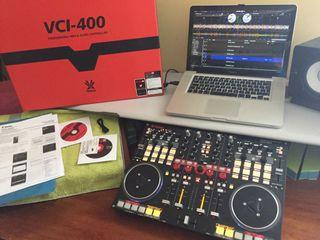 Vestax VCI-400 + SERATO DJ PRO