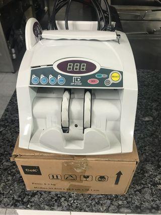 Maquina contar billetes