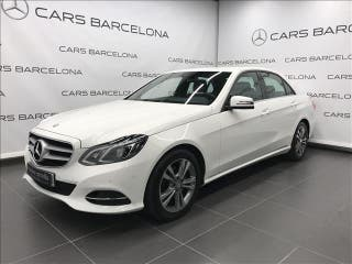 MERCEDES-BENZ Clase E 200CDI Avantgarde 7G Plus