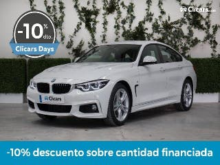 BMW Serie 4 420i Gran Coupe 135 kW (184 CV)