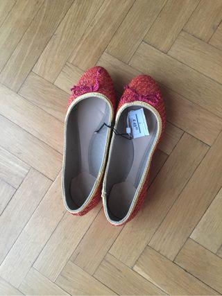 Zapatos mujer. Talla 39. Nuevos!
