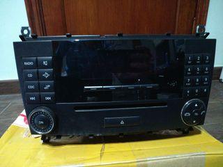 Radio Original Mercedes C220 (W203).