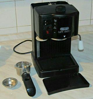 Cafetera eléctrica Delonghi