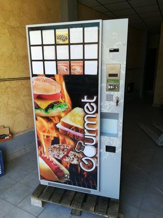 máquina expendedora Vending Jofemar gourmet