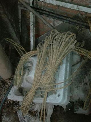 cuerdas antiguas