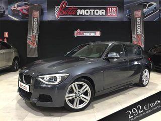 BMW Serie 1 116d 85kW (116CV)