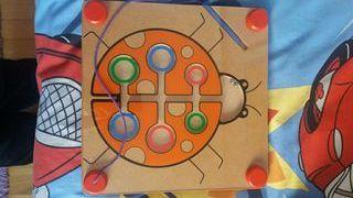 Juguete de habilidad / Mariquita magnetica