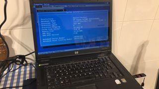 Portatil Hp NX7300