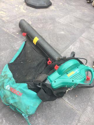 Sopladora-trituradora Bosch